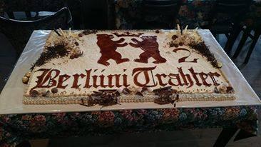 Berliini trahteri sünnipäeva tort
